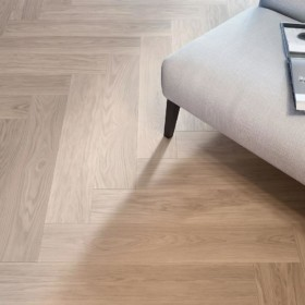 Oak Clear Herringbone 90*