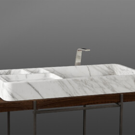 Bento –  countertop washbasins.
