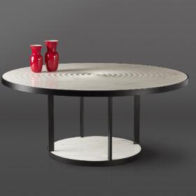 Pluvio – дизайнерський стіл із мармуру